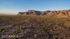 9300 (Lot 60 Acres) E Cloudview Avenue Gold Canyon, AZ 85118