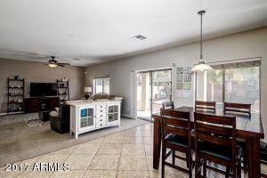 Kitchen-Family Room