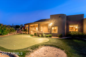 Photo of 8702 E OVERLOOK Drive, Scottsdale, AZ 85255