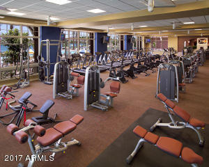 Starpointe Residence Club - Fitness Cent