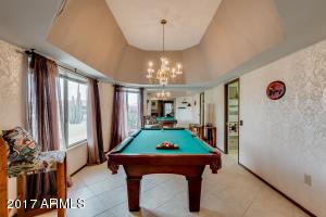 Multi-Purpose - Used as Pool Room