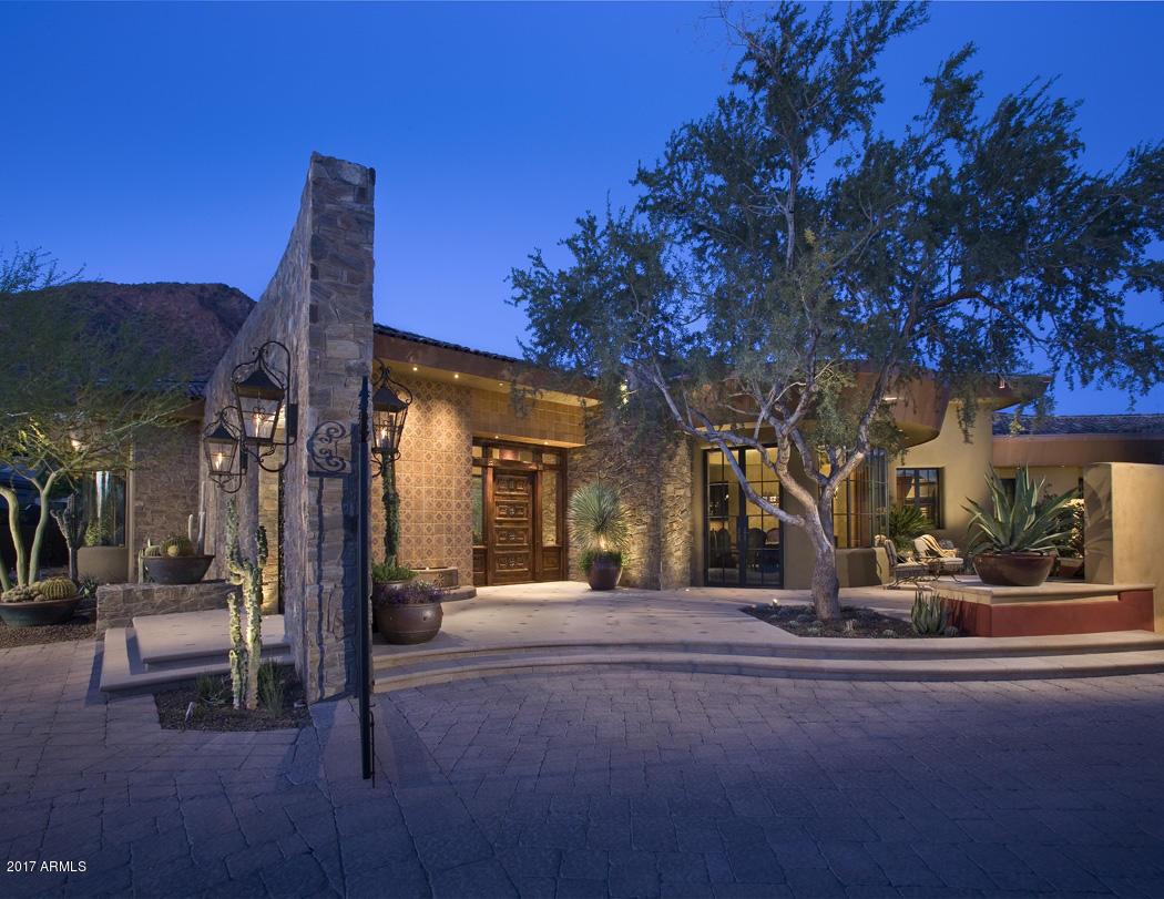 Delightful Single Family Home For Sale At 5144 E Palomino Road 5144 E Palomino Road  Phoenix,