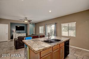 Kitchen & Great room
