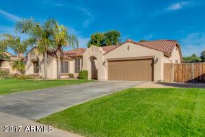 Photo of 1107 N BALBOA Drive, Gilbert, AZ 85234