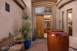 04- Courtyard Entry