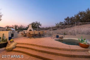 32- Fire Pit and Grill