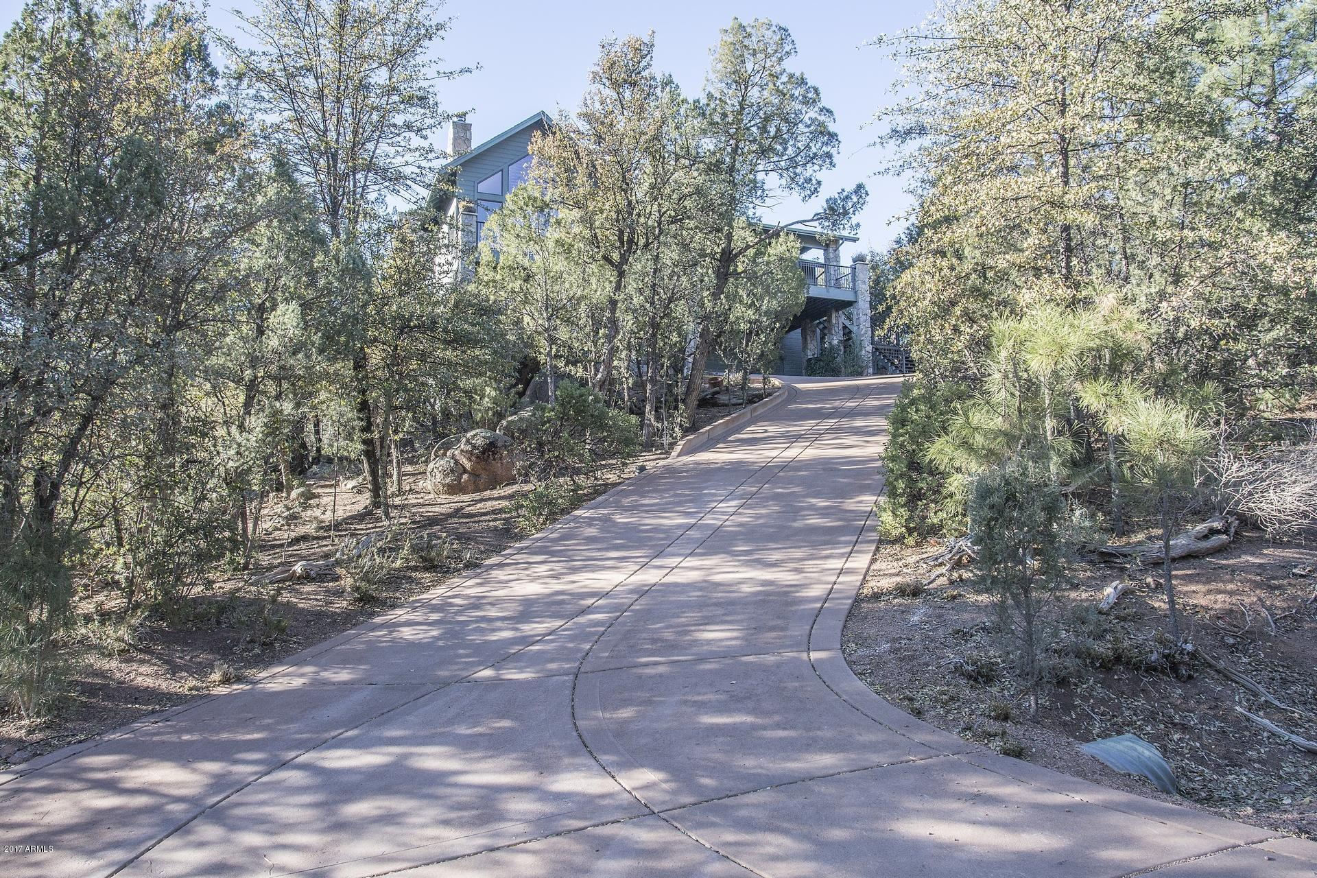 MLS 5697800 2103 E Buckbrush Circle, Payson, AZ Payson AZ Golf