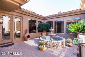 Separate Entrance to Attached Casita