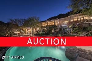 4501 E Foothill Drive Paradise Valley, AZ 85253