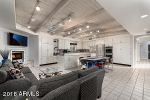 12- Family Room to Kitchen_