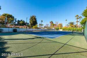 37- Community Tennis Courts