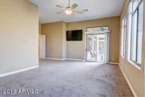 master bedroom to entry