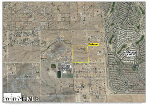 Property for sale at 0 N Gary And Silverdale Road, Queen Creek,  Arizona 85143