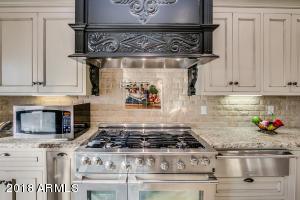 High End Appliances/Custom Hood
