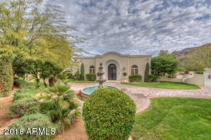 4900 E Desert Fairways Drive Paradise Valley, AZ 85253