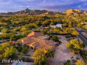 5628 N Palo Cristi Road Paradise Valley, AZ 85253