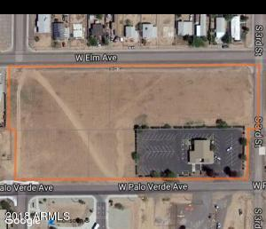 Property for sale at 300 W Palo Verde Avenue, Coolidge,  Arizona 85128