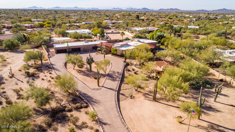 MLS 5710629 5027 E CALLE DE LOS ARBOLES --, Cave Creek, AZ Cave Creek Horse Property for Sale