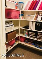 basement walk-in closet