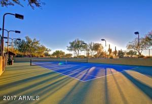 Aviano Community Center Tennis Courts
