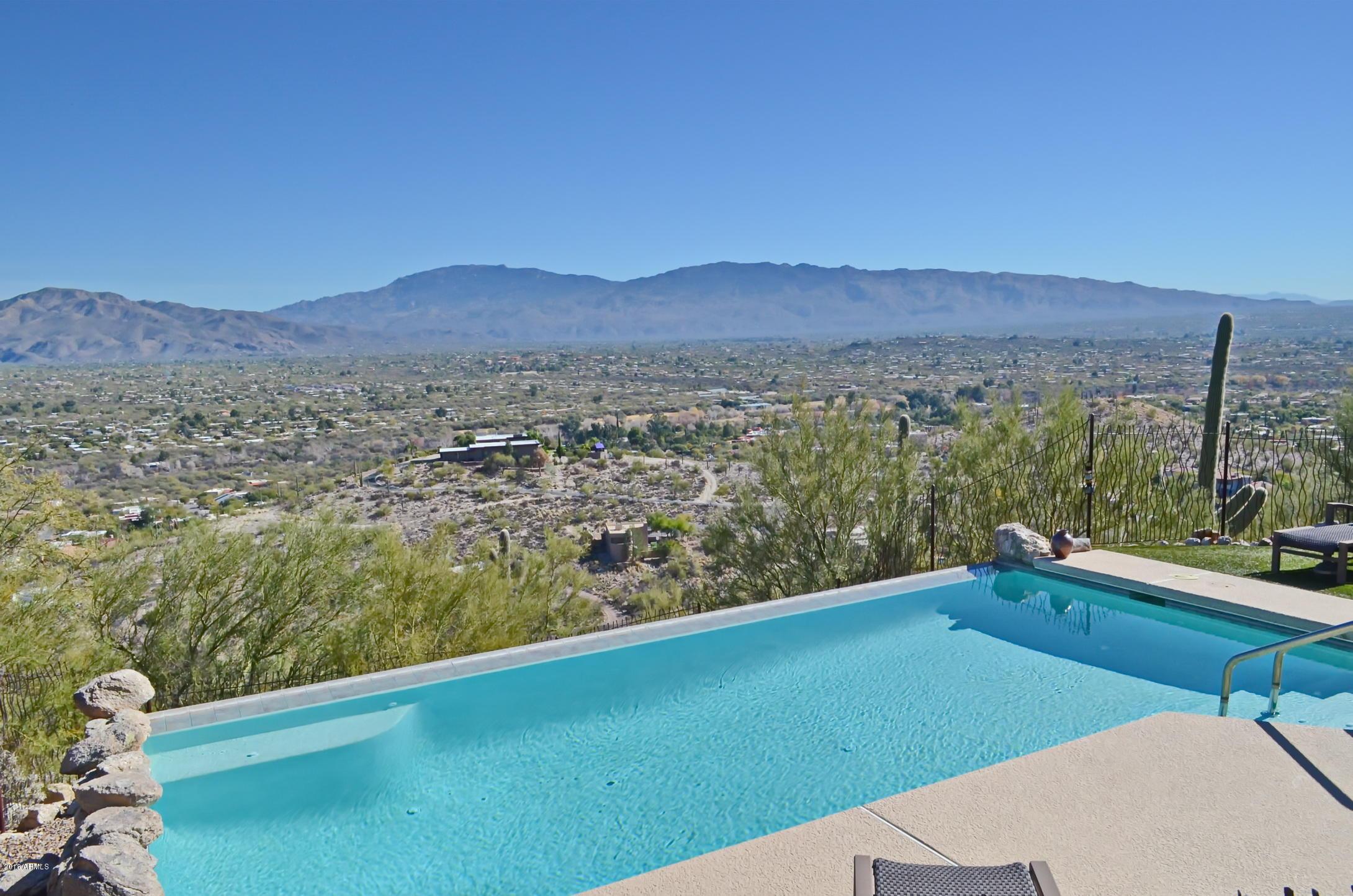 MLS 5713968 4550 N QUARTZ HILL Place, Tucson, AZ Tucson AZ Gated Scenic