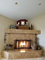 Cozy Family Room Fireplace