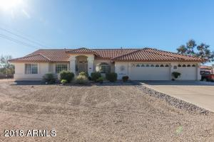 Property for sale at 615 E Lavitt Lane, Desert Hills,  Arizona 85086