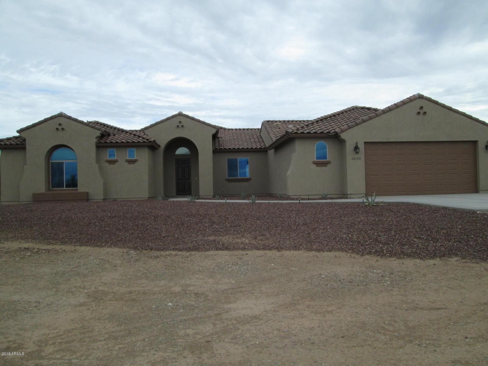 MLS 5715912 16503 W DIXILETA Drive, Surprise, AZ Surprise Horse Property for Sale