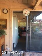 studio exit to patio