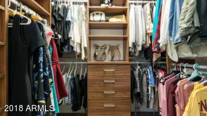 Guest Walk-in Closet