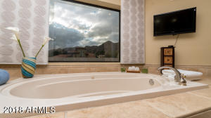 Mountain Views from Master Tub