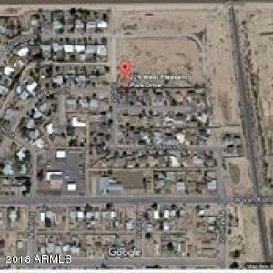 Property for sale at 229 W Pleasant Park Drive, Coolidge,  Arizona 85128