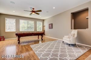 Game/bonus room