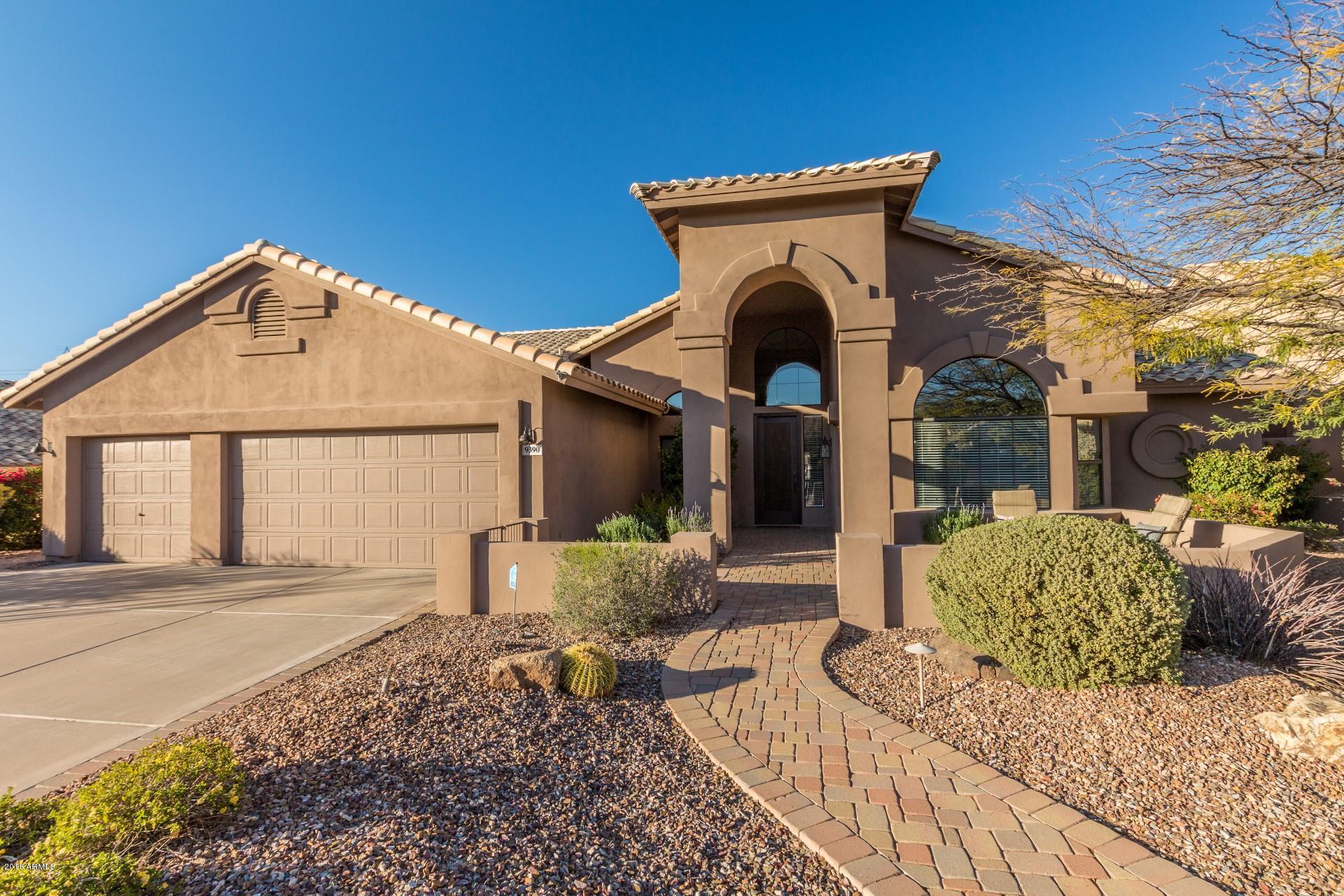 Photo of 9390 E SUTHERLAND Way, Scottsdale, AZ 85262