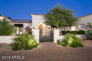 7543 N Mockingbird Lane Paradise Valley, AZ 85253