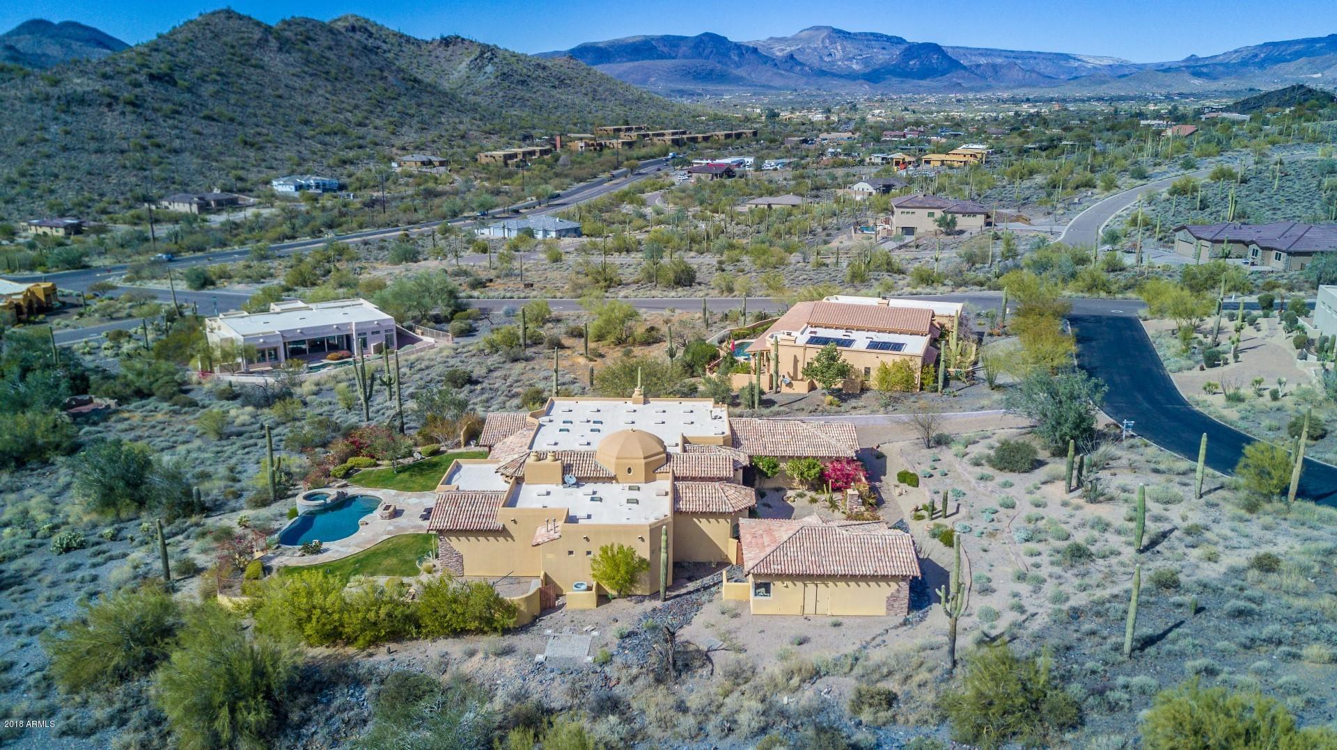 MLS 5732886 36038 N 61st Street, Carefree, AZ 85377 Carefree AZ Guest House