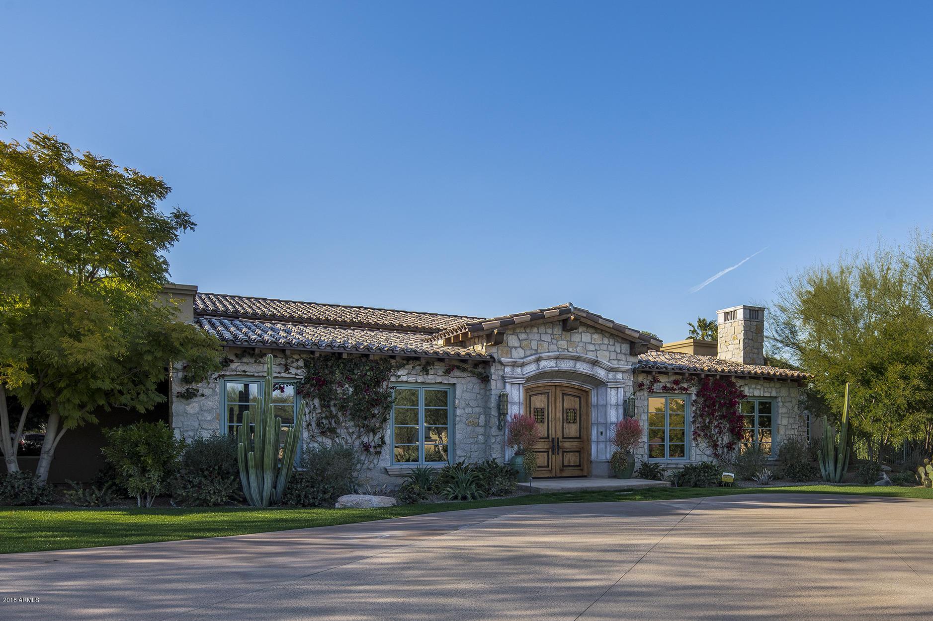 MLS 5735923 6414 E MAVERICK Road, Paradise Valley, AZ 85253 Paradise Valley AZ Camelback Country Club Estates