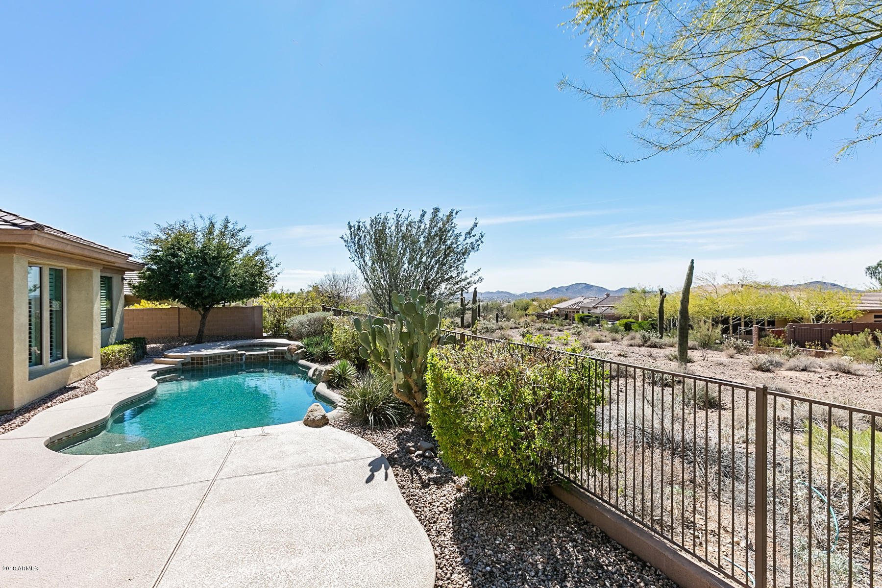 Photo of home for sale at 41714 SIGNAL HILL Court N, Anthem AZ