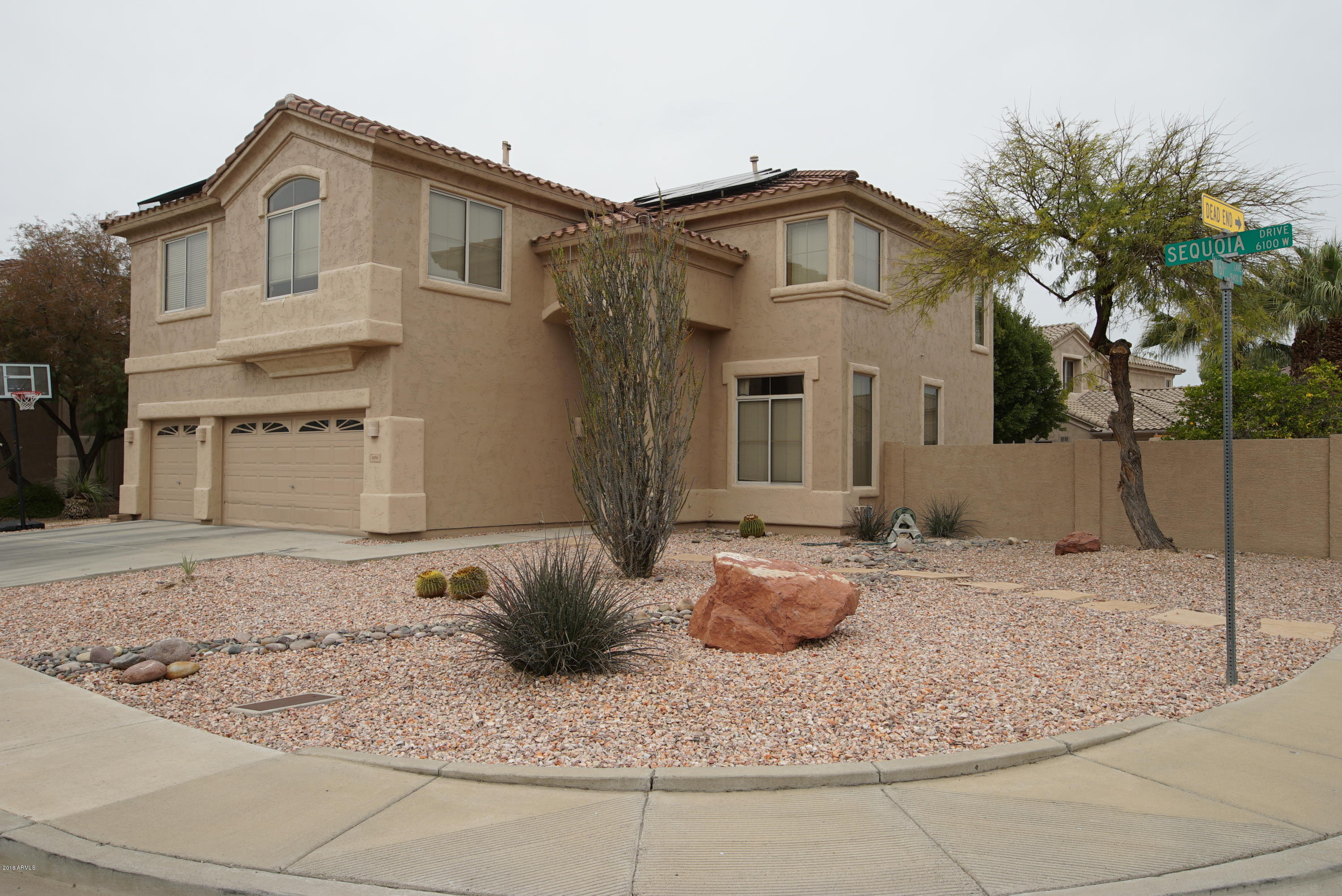 Photo of 6174 W SEQUOIA Drive W, Glendale, AZ 85308