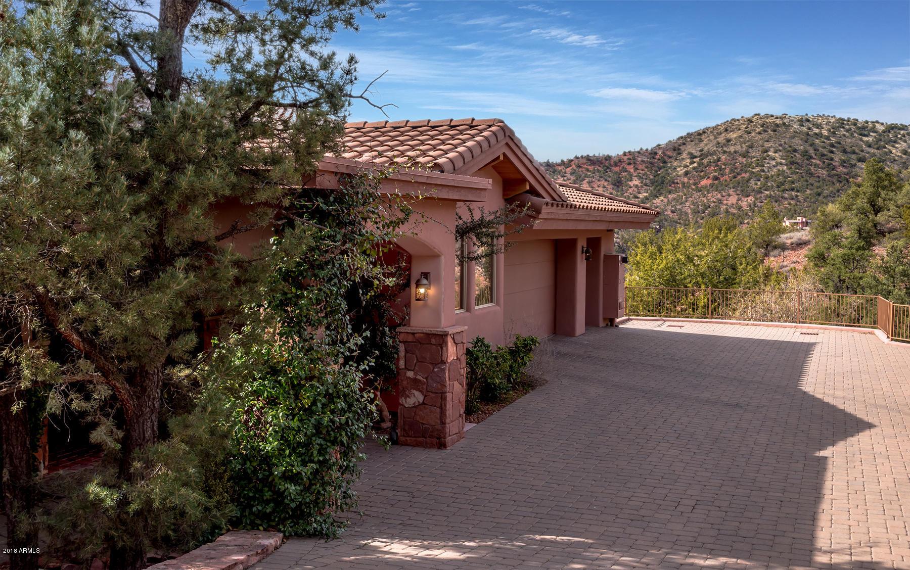 MLS 5732932 225 SCENIC Drive, Sedona, AZ Sedona AZ Private Pool