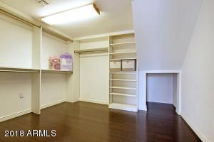 Upstairs BR 2 Closet