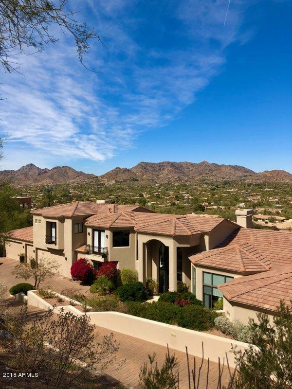 MLS 5738139 5060 E VALLE VISTA Way, Paradise Valley, AZ 85253 Paradise Valley AZ Golf
