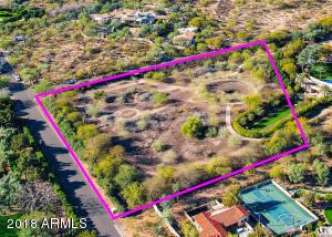 5808 (Lot 13) E Cameldale Way Paradise Valley, AZ 85253