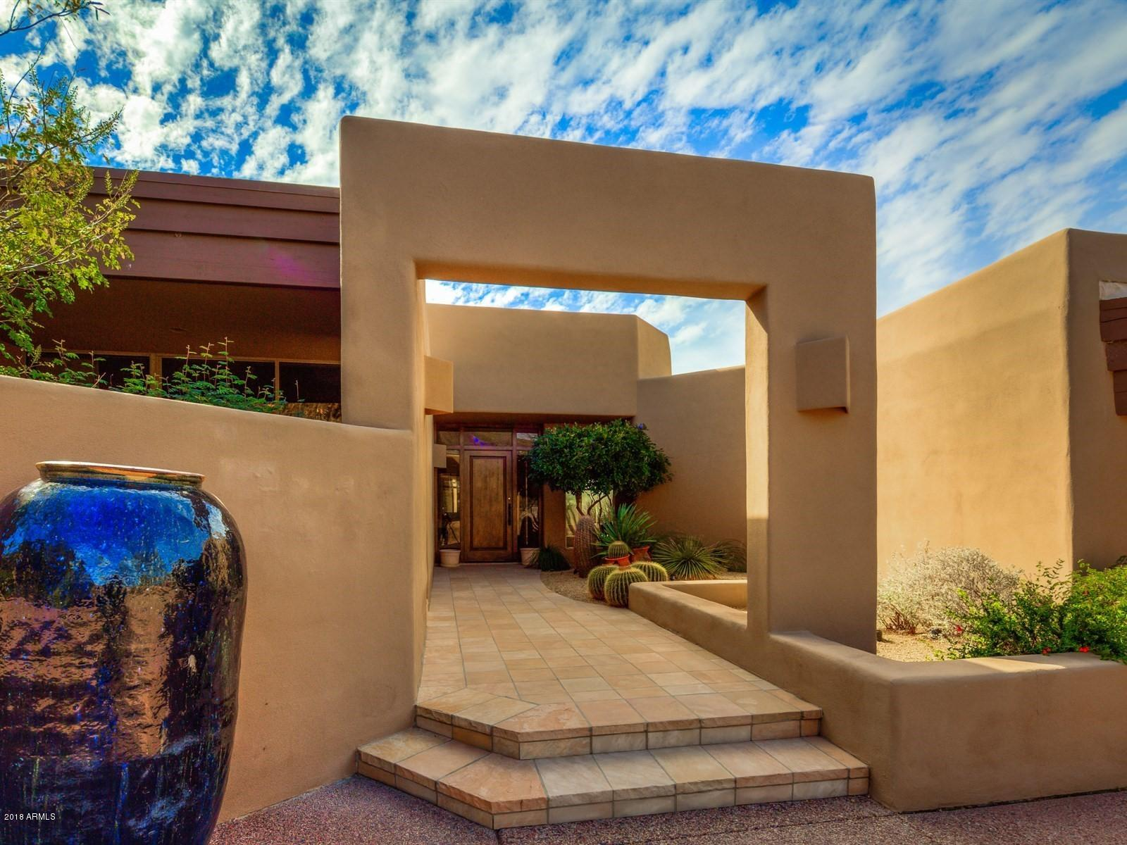 Photo of 10758 E TAMARISK Way, Scottsdale, AZ 85262