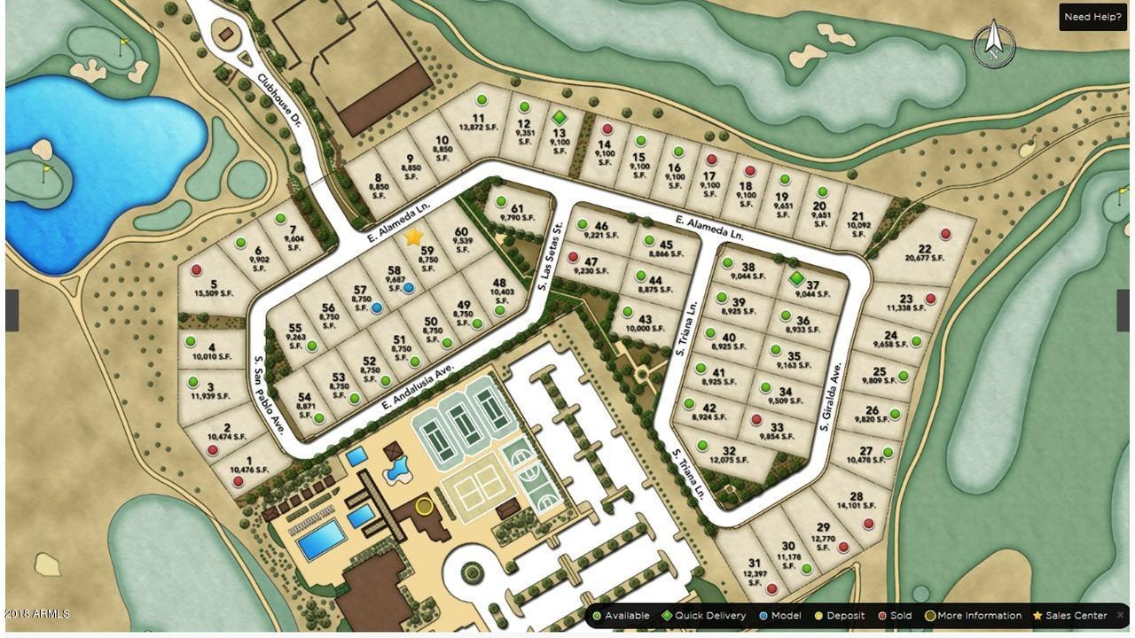 MLS 5742352 6644 S GIRALDA Avenue, Gilbert, AZ 85298 Gilbert AZ Golf