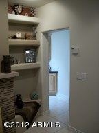 Hallway to 3 Bedrooms