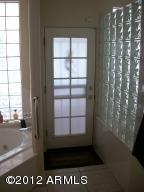 Master Bath Exit to Patio/Pool/Spa
