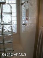 Master Bath Double Shower