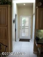 Back Door To Patio off Kitchen