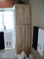 Hall Bath Linen Cabinet